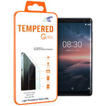 Calans 9H Tempered Glass Screen Protector for Nokia 8 Sirocco - Clear